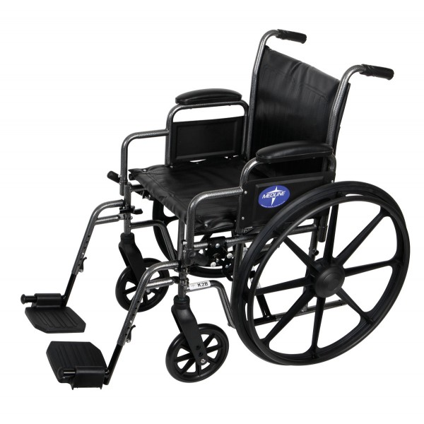WHEELCHAIR VINYL DLR S/A K2B 18