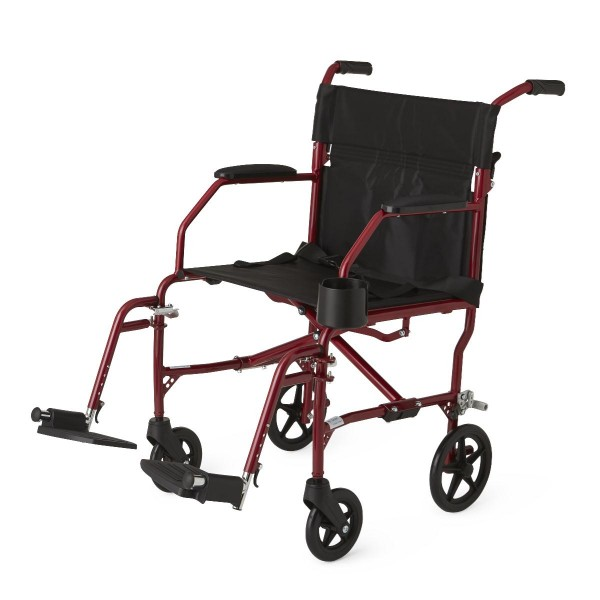 WHEELCHAIR TRANSPORT ULTRALIGHT BUR RTL