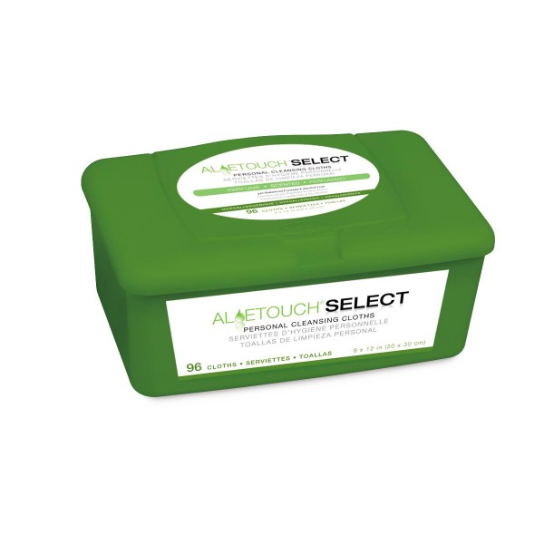 ALOETOUCH SELECT WIPES SCENTED 96/TU