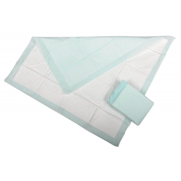 UNDERPAD POLYMER DLUX PROT PLUS 23X36 Case of 75